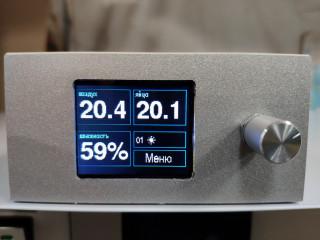 Контроллер для инкубатора NBF-mini