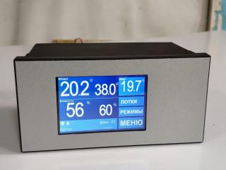Контроллер для инкубатора NBF-Touch